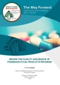 Quality Assurance of Pharmaceutical Products Program: The Way forward